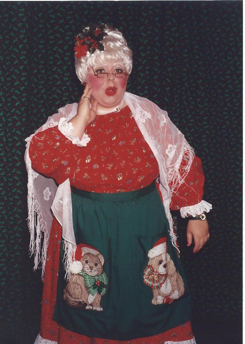 New Mexico Mrs. Claus