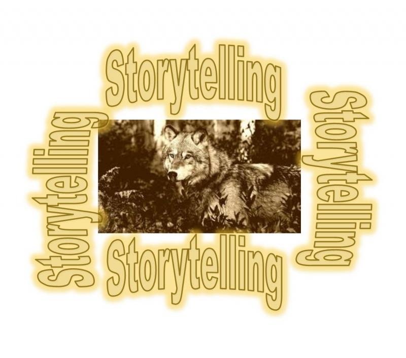 Wolf and Storytelling - Susi Wolf